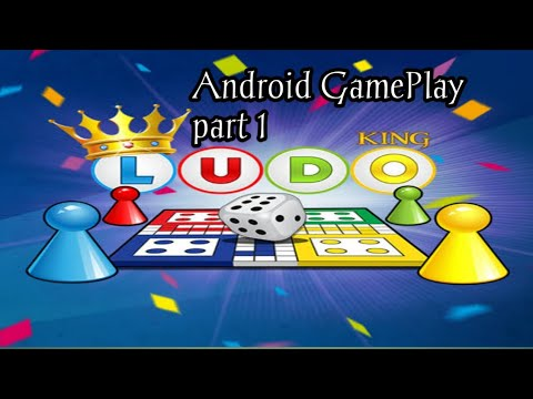 Ludo King || Android GamePlay Part 1 || Faster Playing 🔥🔥