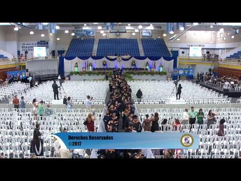 Pontificia Universidad Católica de Puerto Rico - Graduación 2017