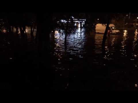 Химки Юбилейный проспект Потоп 14.07.2016