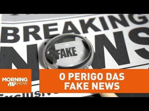 O perigo das fake news durante o processo eleitoral
