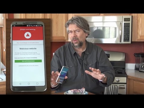 PSafe DFNDR Android Anti-Virus App - Review and Demo