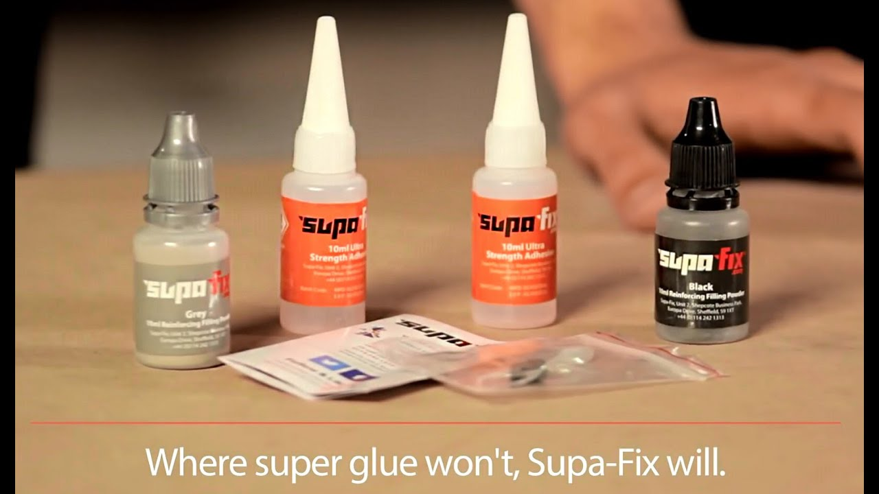 Strongest Super Glue >> Supa Fix Apx4 The Strongest Adhesive Superglue With Bite