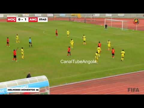 Moçambique vs Angola