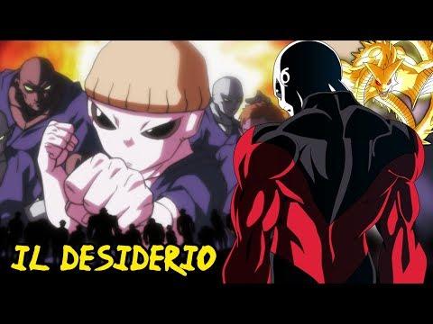 IL DESIDERIO DI JIREN FINALMENTE SVELATO!? COSA NE PENSO! - Dragon Ball Super ITA