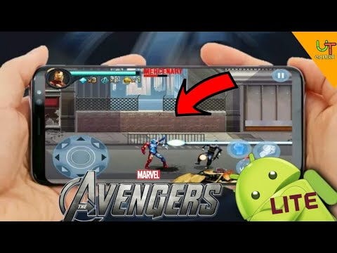 How To Download The Avengers Lite 2D Game On Android