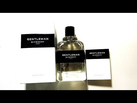 Givenchy Gentleman Fragrance Review (2017)