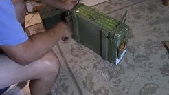 Surplus Ammo unboxing