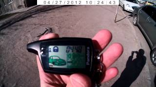 видео PANDORA DXL 3000 - автосигнализация