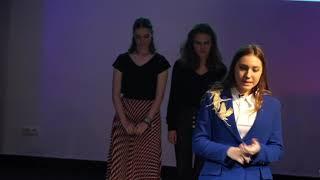 People change people | Elizaveta Ruleva | TEDxSotoSchool