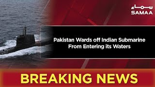 Pakistan Wards off Indian Submarine From Entering its Waters | SAMAA TV | 5 Mar 2019