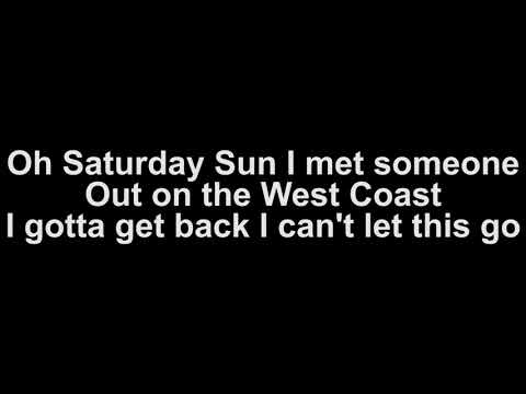 Vance Joy - Saturday Sun ( Lyrics)