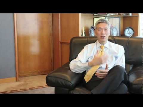 Distinguished Business Leaders: Mr Lee Hsien Yang