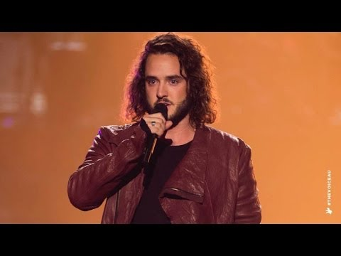 Jackson Thomas sings This Is What It Feels Like   The Voice Australia 2014