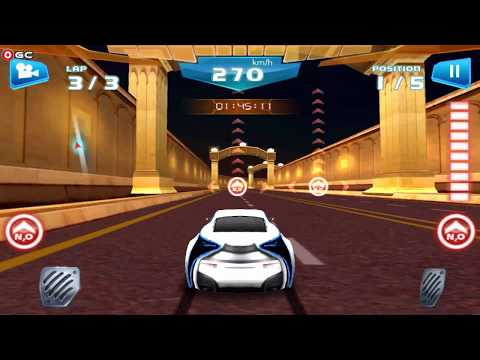 Fast Racing 3D / Sports Car Racing games / Android Gameplay FHD #4
