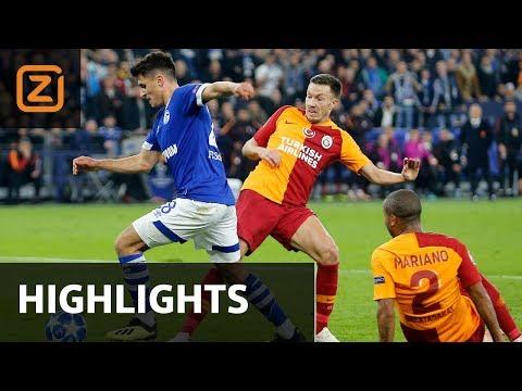 Samenvatting | Schalke 04 - Galatasaray | 06/11/2018