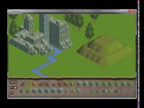 Isometric tile engine youtube tyukafo