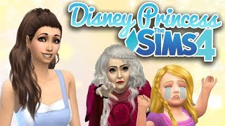 Disaster Party | Ep. 23 | Sims 4 Disney Princess Challenge