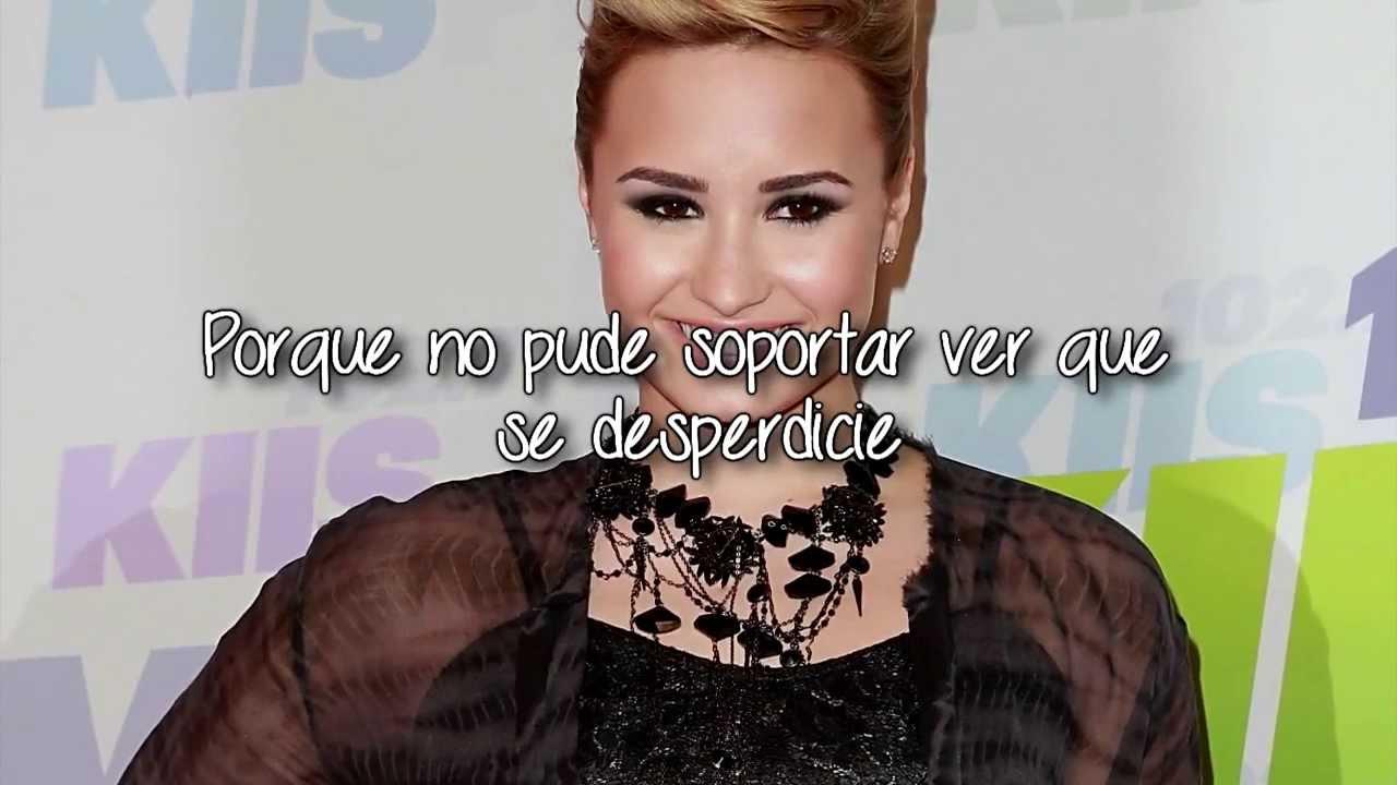 Demi Lovato Traducida