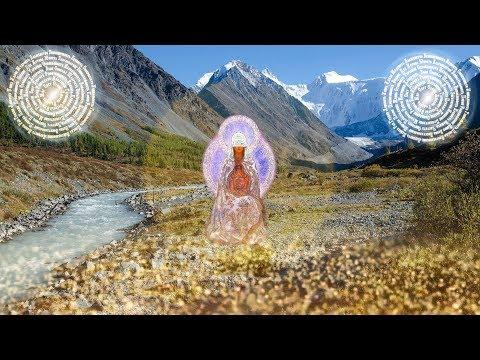Сеанс исцеления в горах Алтая вместе с Небесными Силами