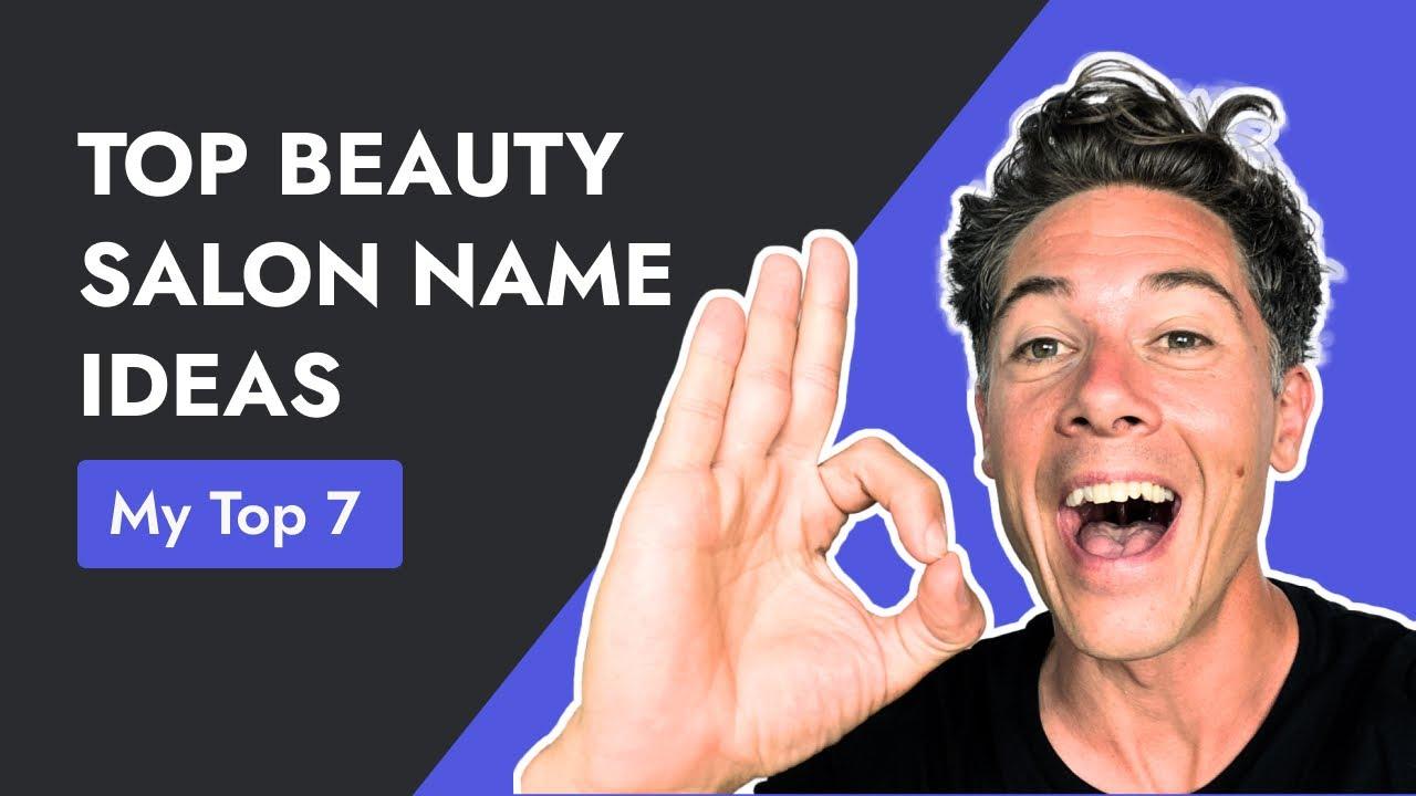 15 Most Creative & Unique Nail Salon Names & Slogans 15