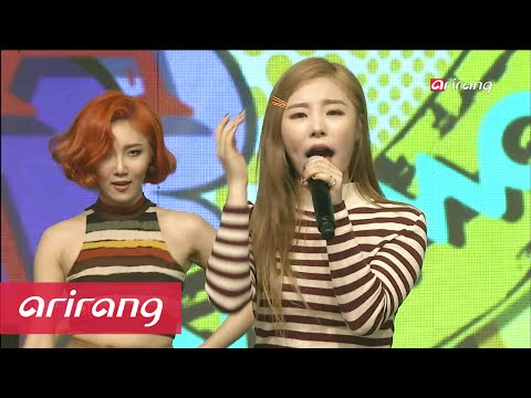 Simply K-Pop _ MAMAMOO(마마무) _ You're The Best(넌 Is 뭔들) _ Ep.206 _ 031816