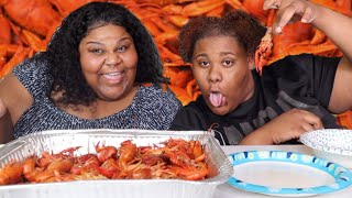 HOW TO OPEN CRAWFISH|  prissy p|  crawfish recipe