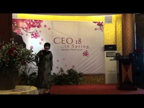 Lý trưởng mẹ đốp - CEO 18
