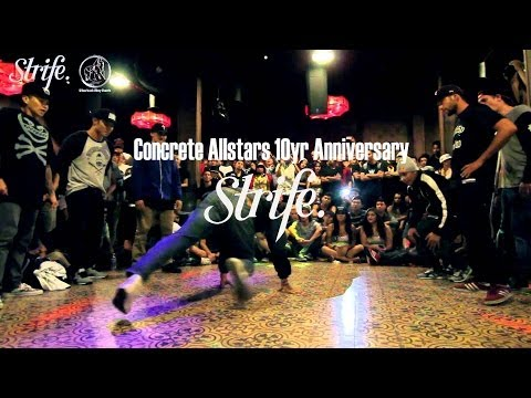 Renegades vs Docious Force | Silverback&UDEF | Concrete All Star 10YR | Top 8 | Strife.TV