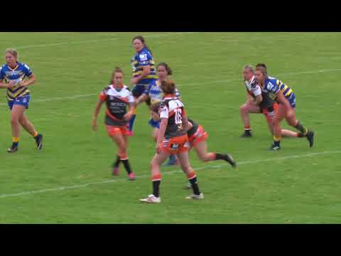 2017 A-Plus Contracting Hunter Valley Charity Rugby League Day - Women in Mining Series (Game 1)