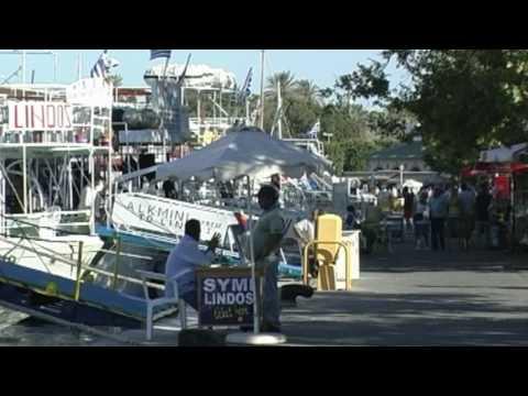 ΡΟΔΟΣ GREECE Rhodes Island Rodos (HD-Greek version)