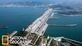 Суперсооружения: Самая большая плотина в мире