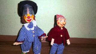 прикол - мультфильм Буратино и Клоунчик 3 handmade cartoon
