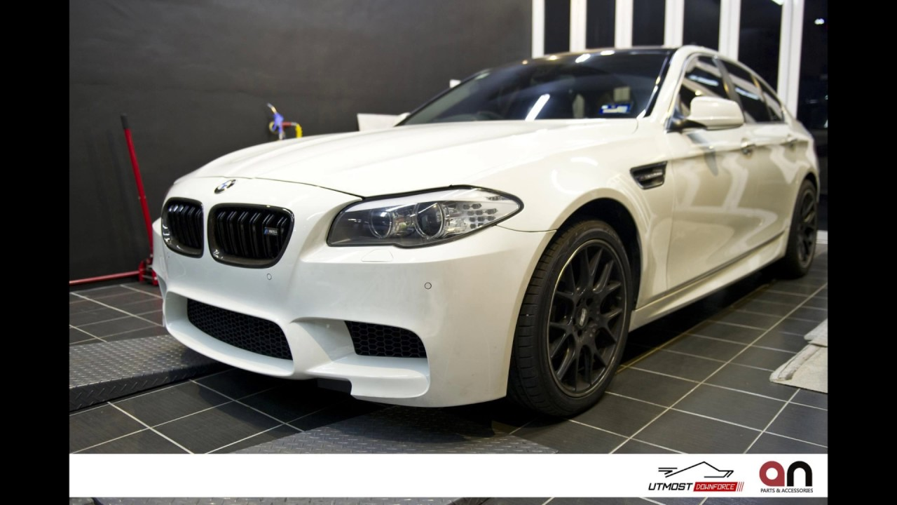 bmw f10 m5 bodykit m sport bodykit youtube. Black Bedroom Furniture Sets. Home Design Ideas