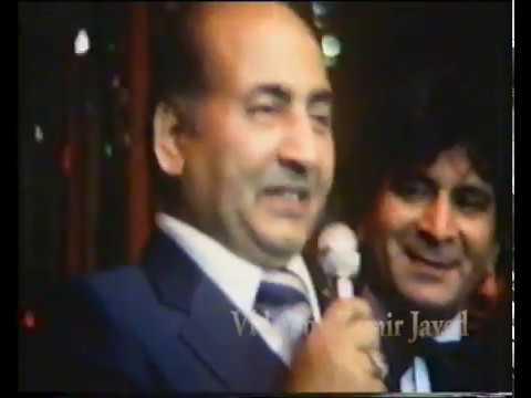 Mohammed Rafi Concert Live Wembley Arena 1978