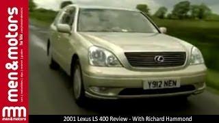 2001 Lexus LS 400 Review - With Richard Hammond