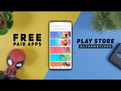 8 Best PLAY STORE Alternatives To Get Paid Apps For FREE In 2020