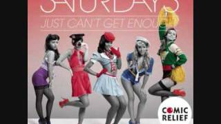 The Saturdays - Just Can't Get Enough Pr...