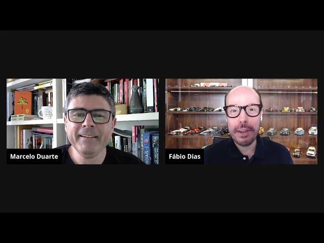 100 ANOS DE MAUGERI NETO - Entrevista com Fábio Dias - Programa 40 - Olá, Curiosos! 2021