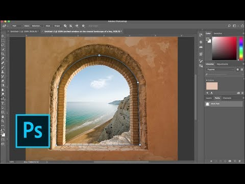 Feature Sneak Peek: New Curvature Pen Tool Coming to Photoshop CC | Adobe Creative Cloud