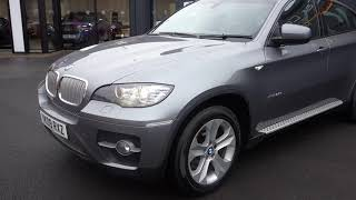 USED BMW X6 3.0 XDRIVE35D 4DR AUTOMATIC 282 BHP