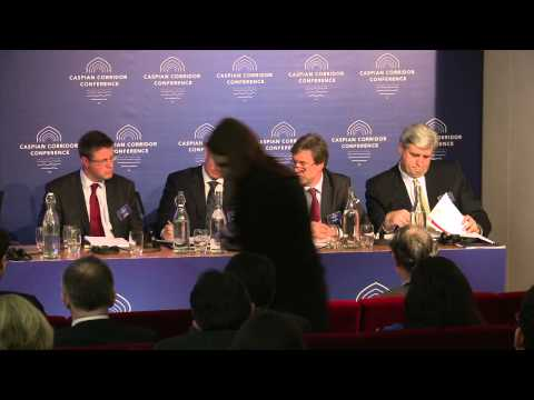 Panel 6: What Next for the Caspian Energy Corridor?