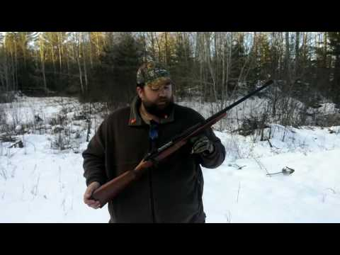 Mossberg Patriot 375 Ruger Review - YouTube