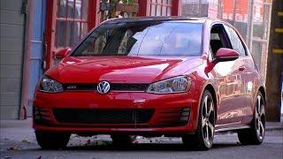 Car Tech - 2015 Volkswagen Golf GTI