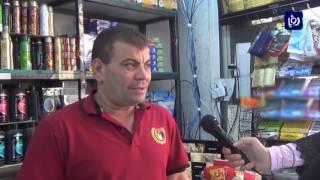 مشروع تدوير الكرتون في بلدية الكرك