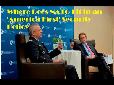 Where Does NATO Fit in an 'America First' Security Policy