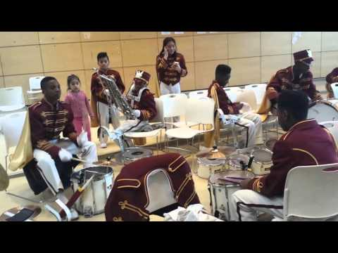 King Robinson Magnet School band 2