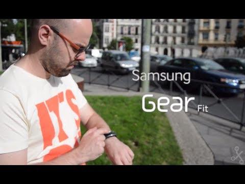 Samsung Gear Fit, análisis en español