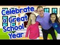 Gambar cover Celebrate a Great School Year | Graduation Song for Kids | Jack Hartmann