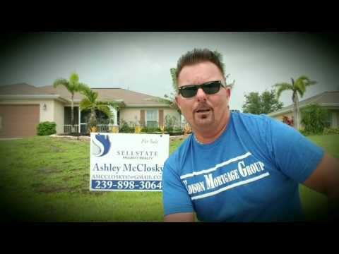 Cape Coral Home For Sale - Move In Condition - $200K