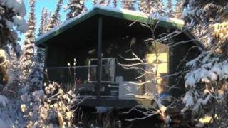 Extremely Cool: Life In A Small Cabin In Fairbanks, Alaska